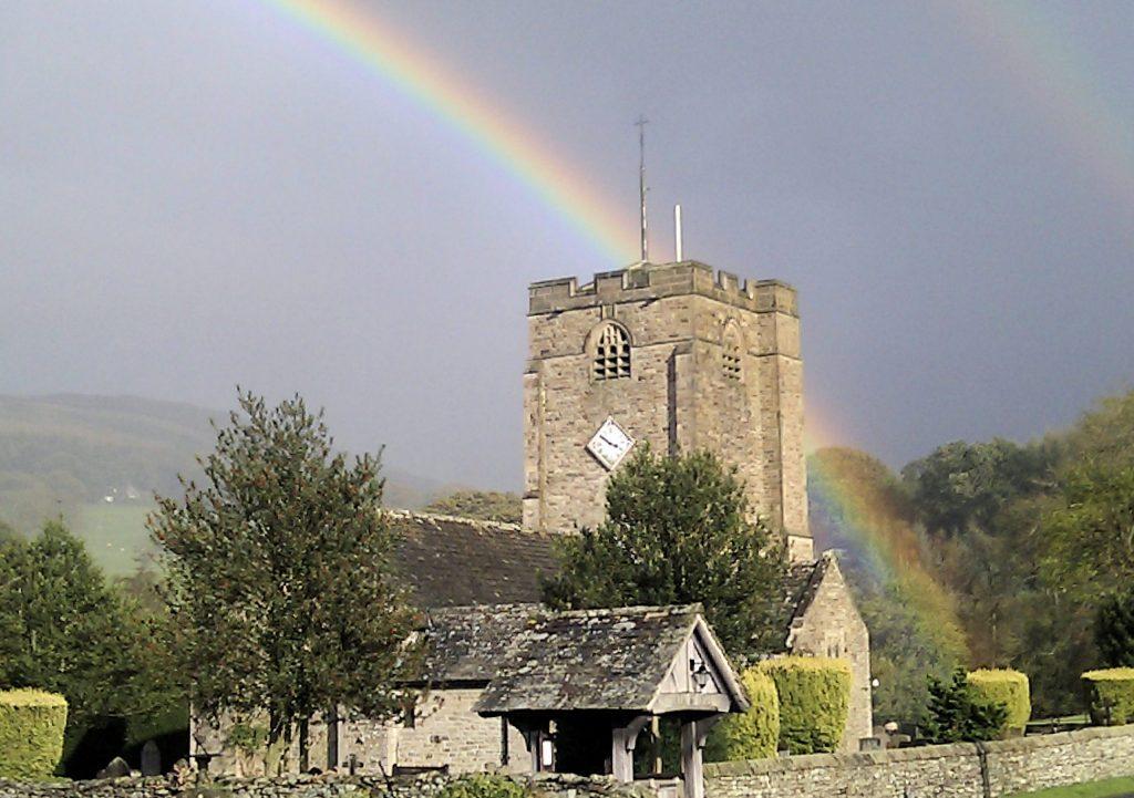 Barbon parish church