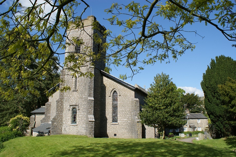 Casterton parish church