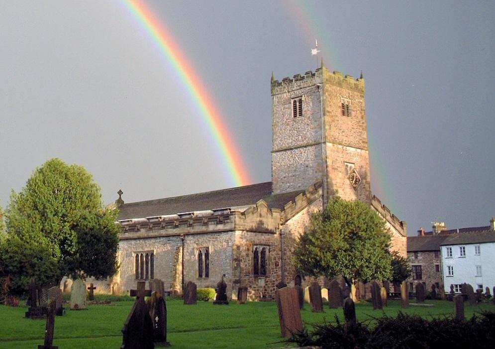 St. Mary's parish church, Kirkby Lonsdale